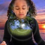 Being psychic children