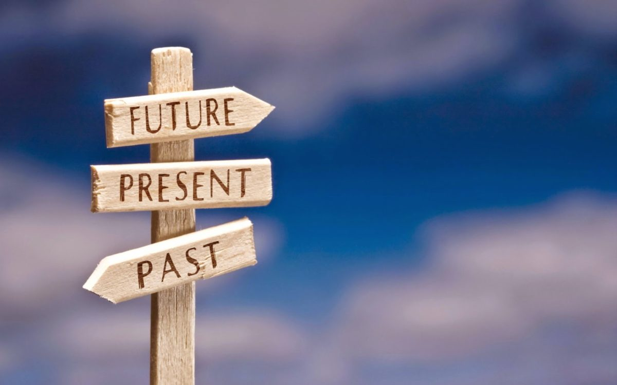 Claim Your Past, Present and Future